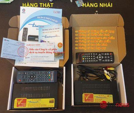 Dau thu DVB-T2 cua cong ty The he moi bi lam gia - Anh 7