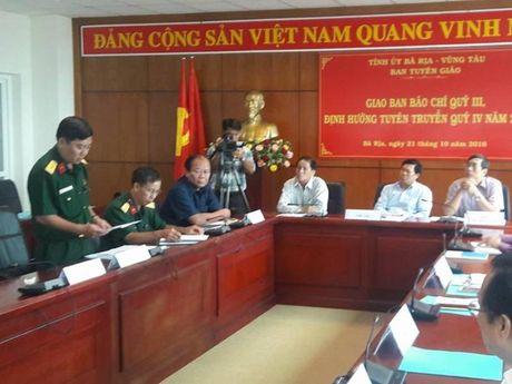 Thong bao chinh thuc ve vu roi may bay o nui Dinh - Anh 1