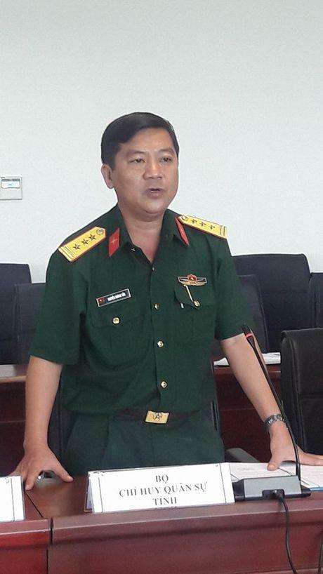 Thong bao chinh thuc ve vu roi may bay o nui Dinh - Anh 3