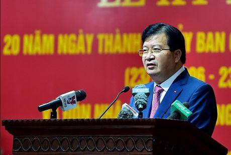 Tim kiem cuu nan phai lay an toan tinh mang cua nhan dan lam dau - Anh 1
