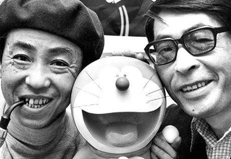 Fujiko F. Fujio: Nguoi hoa si den tu tuong lai - Anh 2