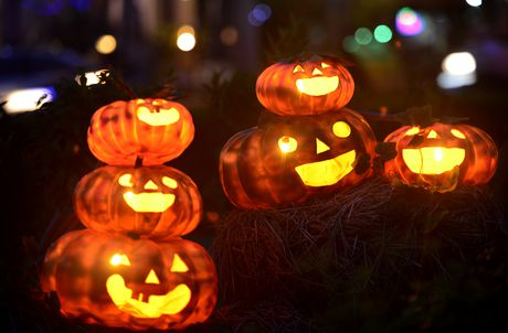 Vuon bi ngo dam chat Halloween o Sai Gon - Anh 11