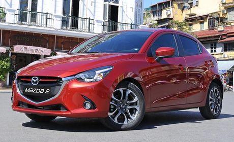 Trieu hoi gan 5.000 xe Mazda 2 vi den bao loi dong co o VN - Anh 1