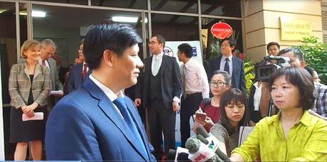 GS.TS. Nguyen Thanh Long:'Bo Y te nang muc canh bao phong chong Zika' - Anh 1