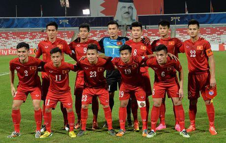U19 Viet Nam: Nhung khoanh khac lich su o giai chau A - Anh 1
