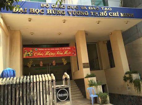 Ong Dang Thanh Tam lam Chu tich HDQT Truong DH Hung Vuong - Anh 1