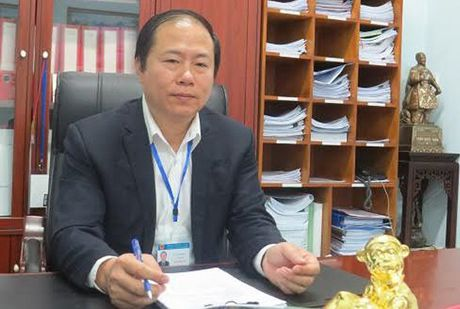 Thay doi nhan su o Bo Giao thong - Anh 1