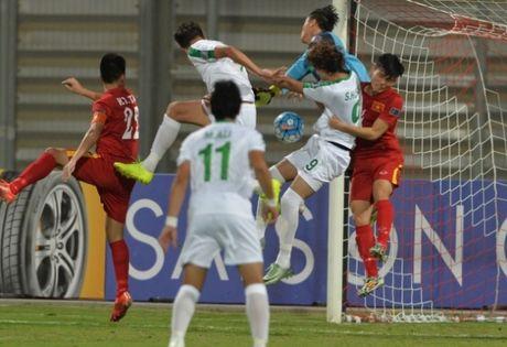 U19 Viet Nam hoa giai suc ep ngan can, lam nen lich su - Anh 1