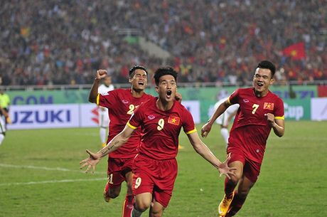 Bao Singapore danh gia DTVN la ung vien so 1 o AFF Cup 2016 - Anh 1
