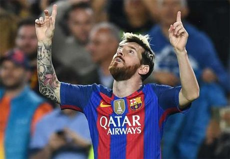 Tra chanh chem gio: Nang luc Pep va thien tai Messi - Anh 1