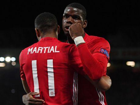 Jose Mourinho tin Paul Pogba HAY NHAT van chua xuat hien - Anh 3