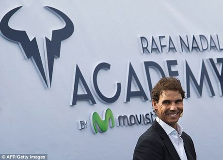 SOC: Rafael Nadal nghi thi dau het mua giai 2016 - Anh 1