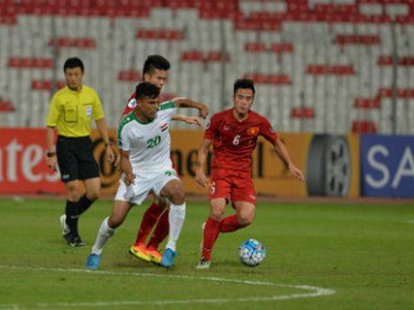 AFC ca ngoi U19 Viet Nam 'co tinh than chien dau tuyet voi' - Anh 1