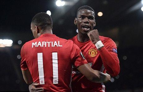 Pogba hay nhat khi duoc Man United cho choi tu do - Anh 1