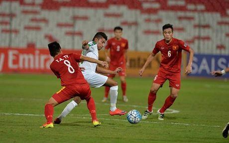 U19 Viet Nam gianh tam ve lich su vao tu ket giai chau A - Anh 1