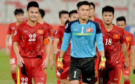 Clip: Dien bien chinh tran U19 Viet Nam 0-0 U19 Iraq - Anh 1