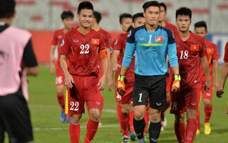 Cac 'chien binh' U19 Viet Nam kien cuong gianh ve vao tu ket - Anh 2