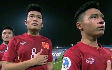 Cac 'chien binh' U19 Viet Nam kien cuong gianh ve vao tu ket - Anh 3