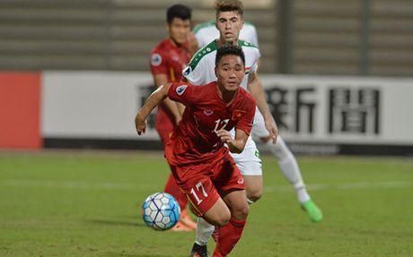 Cac 'chien binh' U19 Viet Nam kien cuong gianh ve vao tu ket - Anh 6