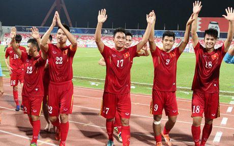 Cac 'chien binh' U19 Viet Nam kien cuong gianh ve vao tu ket - Anh 8