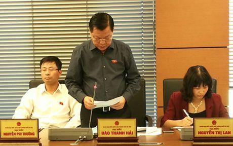 Nhieu dai bieu Quoc hoi dong y bo Dieu 292, Bo luat Hinh su 2015 - Anh 1