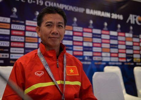 BLV Quang Huy: U19 Viet Nam thuc dung, lam tat ca de chien thang - Anh 1