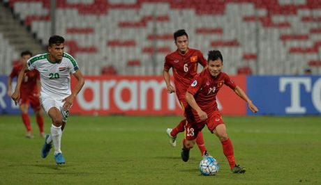 BLV Quang Huy: U19 Viet Nam thuc dung, lam tat ca de chien thang - Anh 2