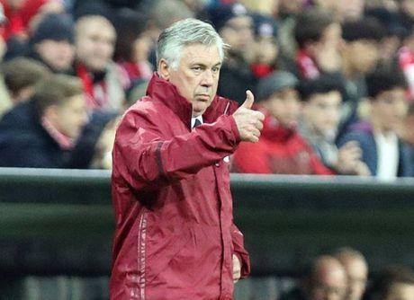 Bayern Munich-Carlo Ancelotti da qua 'con khung hoang mini'? - Anh 1