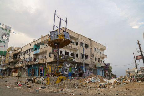 Dac phai vien Lien hop quoc hoi thuc cac ben o Yemen kiem che - Anh 1