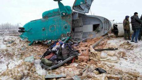 Nga: Roi may bay, 19 nguoi thiet mang - Anh 1