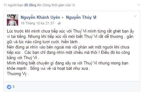 Thuy Vi va tin don tu tu: Hotgirl lam chieu - Anh 4