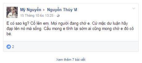 Thuy Vi va tin don tu tu: Hotgirl lam chieu - Anh 5