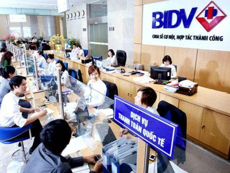 BIDV bat ngo thong qua phuong an chi 2.700 ty dong tra co tuc cho Bo Tai chinh - Anh 1
