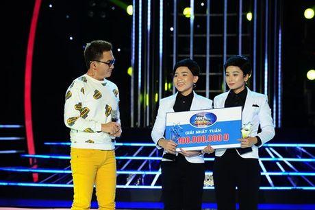 'Ban sao Quang Linh' gianh giai 100 trieu dong - Anh 3
