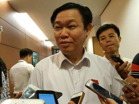 Pho thu tuong Vuong Dinh Hue: 'Nha nuoc khong the mua lai mai ngan hang 0 dong' - Anh 1