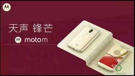 Lo hinh anh ro ri moi nhat cua Motorola Moto M - Anh 1