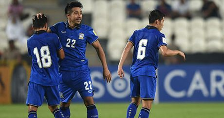 DT Thai Lan cong bo 23 cau thu du AFF Cup 2016 - Anh 1