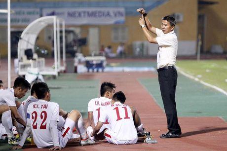 Su mao hiem cua HLV Hoang Anh Tuan o U19 Viet Nam - Anh 1