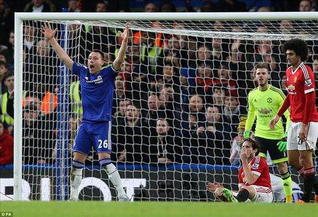 Thong ke: Man United kho danh bai Chelsea tai Stamford Bridge - Anh 2