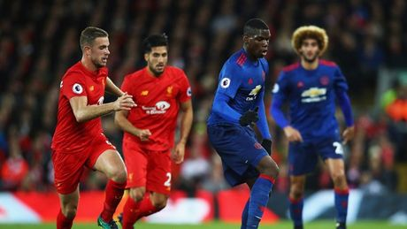 Gap Chelsea, Mourinho gay bat ngo voi Pogba - Anh 2