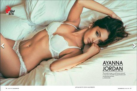 Ayanna Jordan - nguoi mau cuong Ro vau - Anh 5