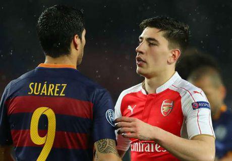 Phat bieu cua Bellerin khien Arsenal suong ron - Anh 1