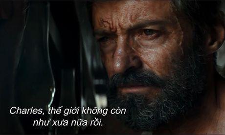 Hugh Jackman tai xuat an tuong trong trailer 'Logan: Nguoi Soi 3' - Anh 1