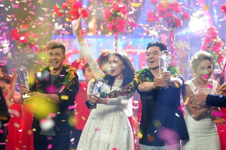 Bao Kun, Bich Tram, Buu Da thang lon o 'Cung nhau toa sang' - Anh 1