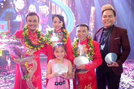Bao Kun, Bich Tram, Buu Da thang lon o 'Cung nhau toa sang' - Anh 7