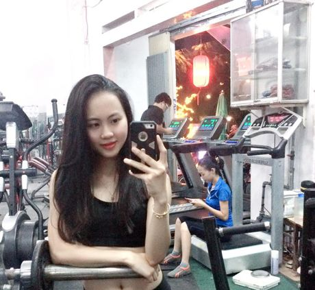 Nu sinh Su pham Nha Trang re ngang sang nghiep the hinh - Anh 3