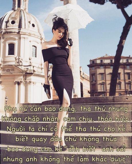 Ngoc Trinh 'vut bo' tinh yeu voi ban trai dai gia nhu the nao? - Anh 2