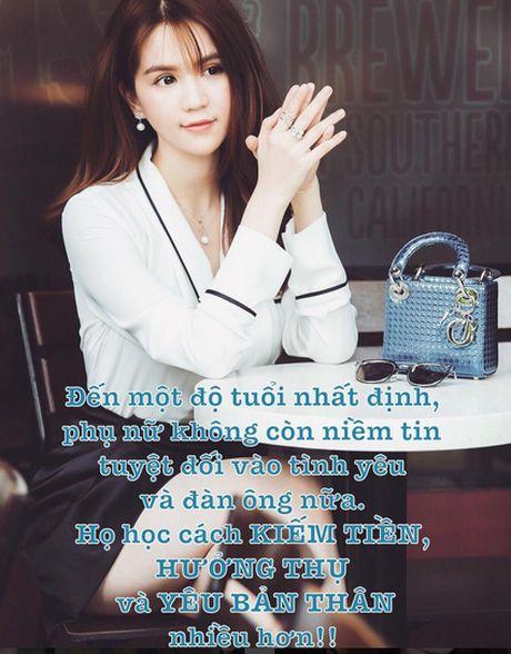 Ngoc Trinh 'vut bo' tinh yeu voi ban trai dai gia nhu the nao? - Anh 4