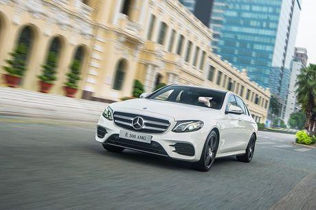 Mercedes-Benz Viet Nam sap trinh lang 11 xe moi - Anh 2