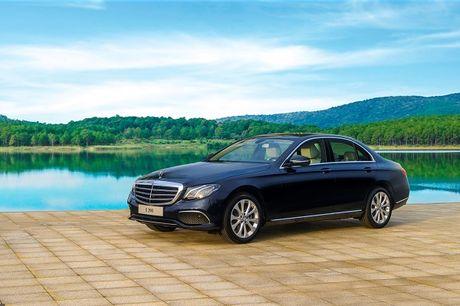 Mercedes-Benz Viet Nam sap trinh lang 11 xe moi - Anh 3